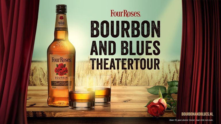 Four Roses, Theater Tour